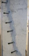 Foundation crack repair kit