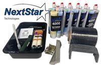 DIY Carbon Fiber Wall Repair Kit