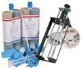 Emecole E555 Fast Polyurea Cracked Slab kit
