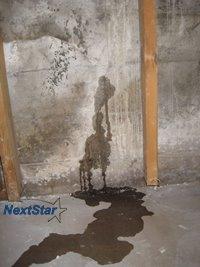Example of Leaky basement