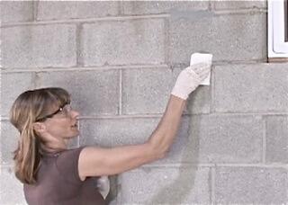 Carbon Fiber Wall repair step 3