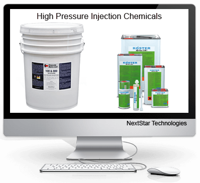 High Pressure concrete crack injection chemicals