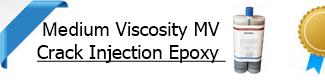 Medium Viscosity Crack Injection Epoxy