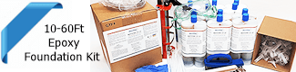 NextStar Epoxy Crack Foundationinjection kit