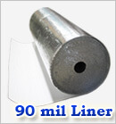 "90 ML Crawl Space Liner 58"" X 125"""