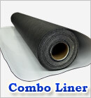 Crawl Space Liner Combo Liner 58in X 62ft Includes Drain Cloth