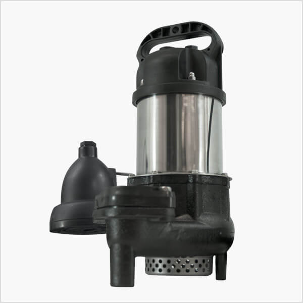 Sump Pump BA50i 1/2 HP Primary w/ Digital Float Control
