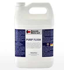 Pump Flush for Polyurethane pumps and applicators half Gal
