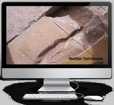 Carbon fiber reinforcement of concrete floors and slabs