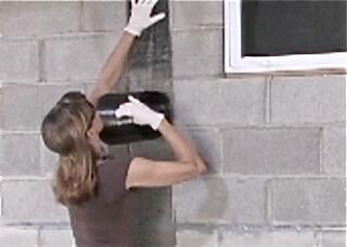 Carbon Fiber Wall repair step 7